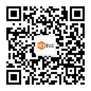 QR Code for HEXBUG Wechat-1280